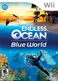 Endless Ocean: Blue World (Nintendo Wii)